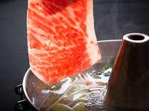 ☆おんせん県【贅沢編】スベスベした良質の温泉で、温泉三昧◆豊後牛「しゃぶしゃぶ」プラン