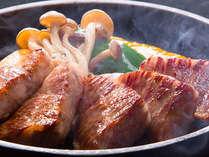 ☆おんせん県【贅沢編】特選!A-5等級豊後牛ステーキがメインの会席料理プラン