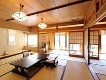新館客室(遊山)
