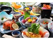 料理例(季節によって食材が変わります)