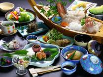 【一番人気】ちょっぴり贅沢プラン☆ボリュームのある海鮮会席料理で大満足♪