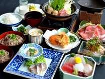 【新スタンダード】山陰ご当地会席&朝定食!!ごゆっくり山陰旅行プラン