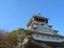 ホテルから電車で約30分!歴史・城好きじゃなくても見て帰りたい「小倉城」