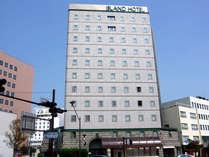 長野駅より徒歩4分。ビジネス・観光にアクセス便利!