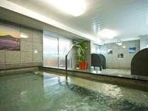 藤沢駅周辺では唯一の大浴場で旅の疲れを癒してください!!