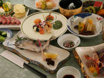 【天狗の膳】地元食材を堪能する♪2食付10800円~