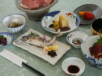 【清流の膳】四国カルストを満喫♪2食付8640円~