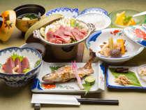 【清流の膳】スローフード・低カロリーを取り入れたお食事をお楽しみください