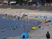 【 早めの夏休みを応援!】 透き通る佐渡の海を満喫♪ ファミリー特典付きプラン