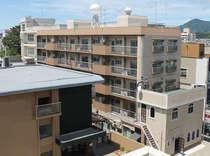 島海月はアパートを簡易改装したコンドミニアムです。