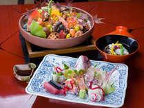 【スタンダード】料理はお客様のお好みを…♪旬の食材をゆっくり堪能