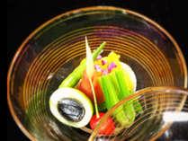 【夏のスタンダード会席】料理はお客様のお好みを…♪旬の食材をゆっくり堪能