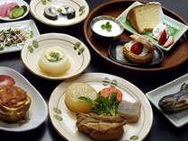 【1泊2食付】武尊山の創作料理&デザート付き特典☆★