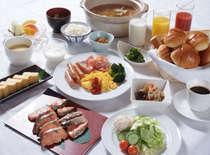 """充実した一日は充実の朝食から。岩手の美味しいお米や郷土食""""ひっつみ""""も楽しめる朝食バイキング"""