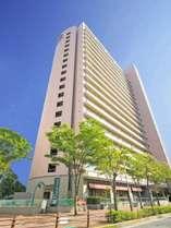 ハートンホテル西梅田 外観