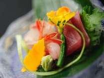 *【夕食】お刺身のイメージ