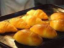 *【朝食】ホテルのベーカリー部が焼き上げるパン