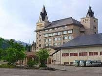 *【初夏】朝のホテル周辺お散歩は高原のさわやかな空気が気持ちいい