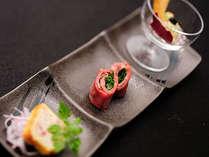 *【夕食】前菜のイメージ