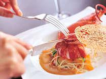 *【夕食】お料理のイメージ