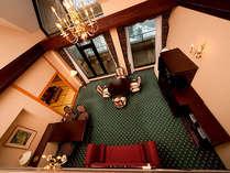 *【ロイヤルスイートルーム】2階を持つメゾネットタイプの和洋室