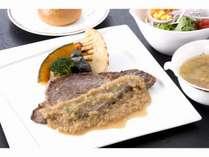 【昼食】洋食肉料理イメージ