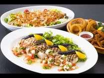 洋食大皿料理