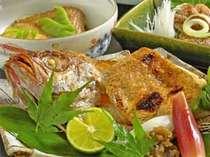 【のどぐろ会席】一度は食べたい日本海の最高魚!【当館一番人気】☆ご縁休暇☆