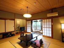 静かな趣きのある10畳と3畳 ! 昭和の面影を残す懐かしい雰囲気 「昔ながらのレトロ客室プラン」