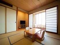 2階お風呂無しタイプの和室一例