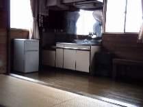 【お部屋一例】貸切コテージキッチン