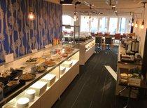 【朝食】6:30~10:00(最終入場9:30)昼夜はフリースペースとして開放しております。