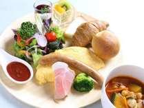 [期間限定]朝ごはん洋食セット