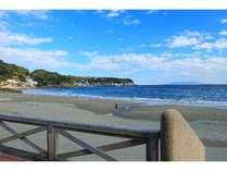 今井浜の海岸