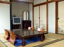 和室でごゆっくりお過ごしください。