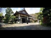 東丹沢大山国定公園内の純日本風一軒