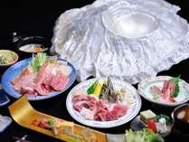 ホテルオリジナルのお料理『十代辻屋鍋』