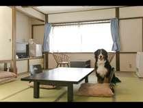 ペット同伴和室