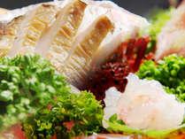 アワビも伊勢海老も両方食べたい人にご用意した贅沢プラン!