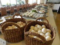 レストラン(朝食バイキング)