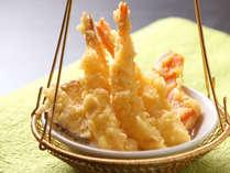 【夕食バイキング】天ぷらは揚げたてサクサク