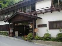 元祖「うなぎ湯」の宿 ゆさや旅館