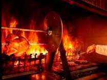 【1泊2食】2017年12月1日OPEN!薪窯調理で魅せる炎のエンターテインメントレストラン「薪火」