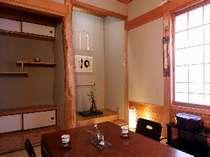 【客室】客室は全室造りが異なる/客室一例