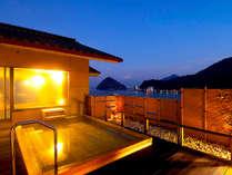 富士の湯 露天風呂(大浴場)