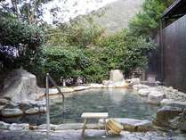 日本屈指の貸切露天風呂『ひめゆり』