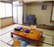 ゆったりと落ち着きのある和室
