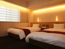 ≪ROYAL SUITE ROOM≫ロイヤルスイートルームには2部屋あるベッドルーム。