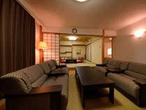 ≪CLASSIC SUITE ROOM和洋≫和室と洋室がコネクトしたスイートルームです。