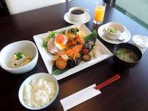 【朝食一例】バイキング又は和朝食でご用意致します